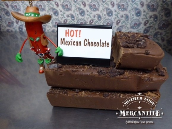 Hot! Mexican Chocolate