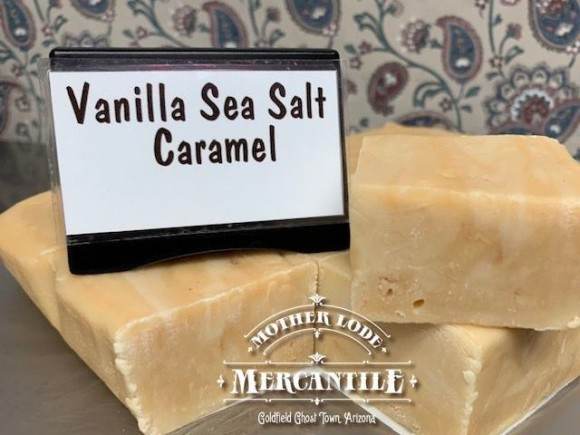 Vanilla Sea Salt Caramel